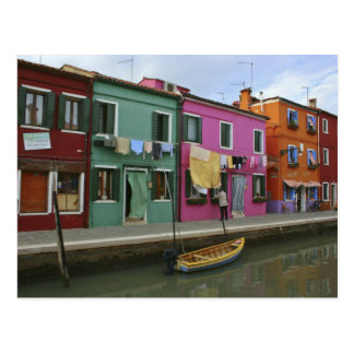 Burano, Italia Tarjetas Postales