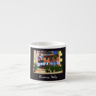 Burano Italy Espresso Cup