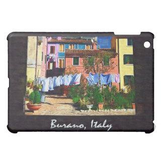 Burano Italy Case For The iPad Mini