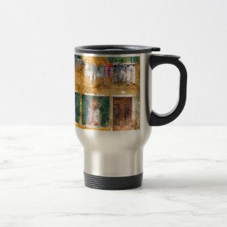 Burano Italy near Venice Italy Travel Mug