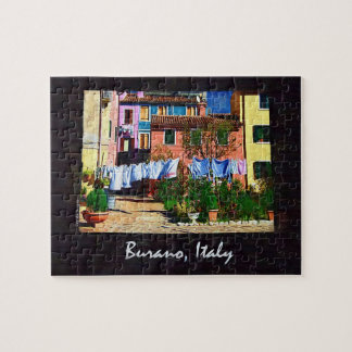 Burano Italy Puzzle