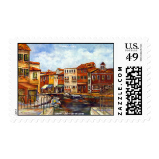 Burano, Italy Stamps