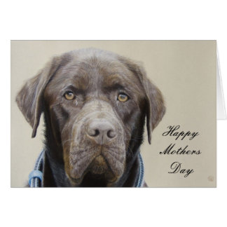 Burba, Happy Mothers Day Card