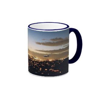Burbank Arrival Ringer Mug