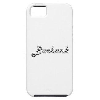 Burbank California Classic Retro Design iPhone 5 Case