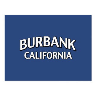 Burbank California Postal
