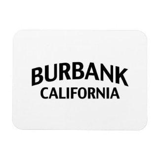 Burbank California Rectangular Photo Magnet