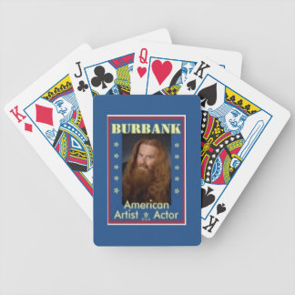 Burbank Deck of Cards