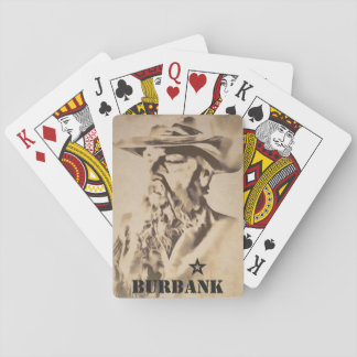 Burbank Deck Of Playing Cards