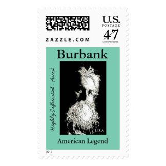 Burbank - Highly Influential - Artist - Stamp