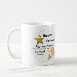 Burbank Motion Picture Mug