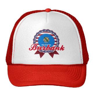 Burbank OK Mesh Hats