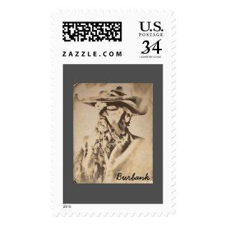 Burbank Postage Stamps - Burbank