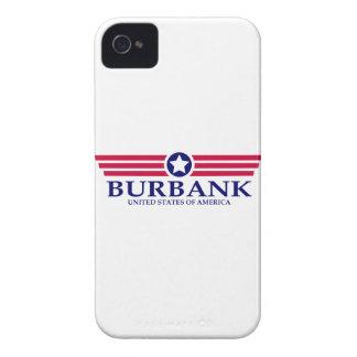 Burbank Pride iPhone 4 Cover