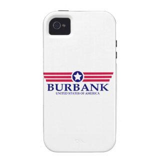 Burbank Pride iPhone 4/4S Cover