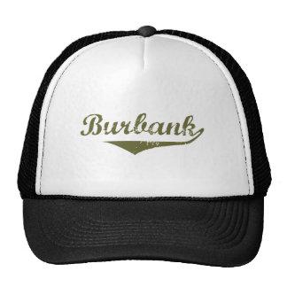 Burbank Revolution t shirts Mesh Hats