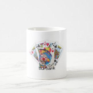 Burbank The Tramp Coffee Mug