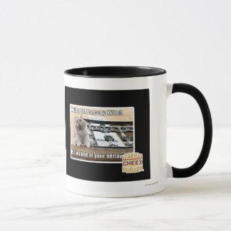 Burbon St. Balcony Kitteh Mug