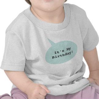 Burbuja de la cita camisetas