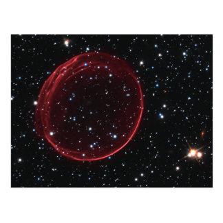 Burbuja de la supernova postales