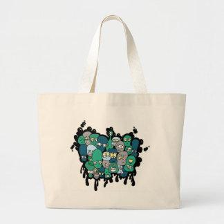 burbuja de los monstruos bolsa
