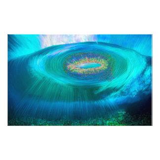 Burbuja de los pescados fotografías
