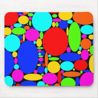 burbuja alfombrilla de ratón