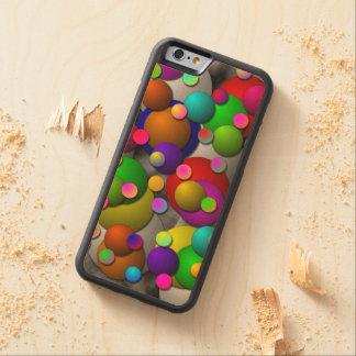 Burbujas Funda De iPhone 6 Bumper Arce