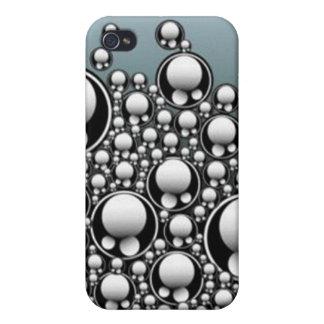 Burbujas - caso del iPhone 4 iPhone 4 Cárcasa