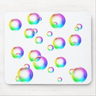 Burbujas - colores del arco iris