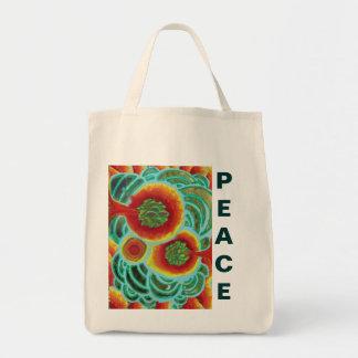 Burbujas de la paz