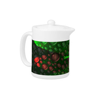 Burbujas de levantamiento (Green&Red)