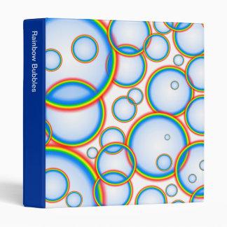 Burbujas del arco iris