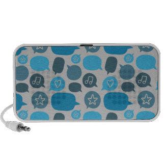 Burbujas iPod Altavoces