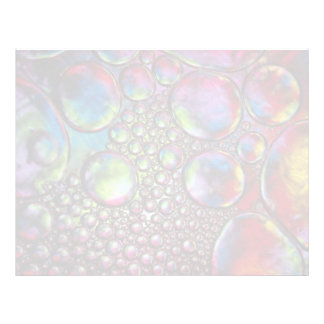 Burbujas Membrete