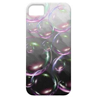 Burbujas nocturnas - caso del iPhone 5/5s iPhone 5 Fundas