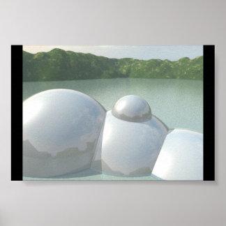 Burbujas Posters