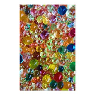 burbujas papelería de diseño