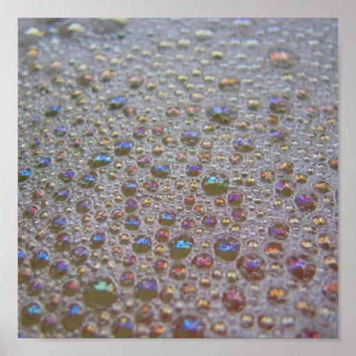 Burbujas Póster
