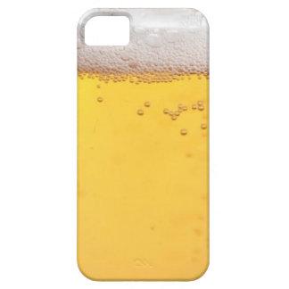 Burbujas principales de la cerveza funda para iPhone 5 barely there