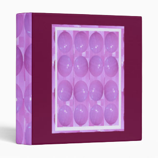 """Burbujas púrpuras de la perla - basadas en bolas carpeta 1"""""""