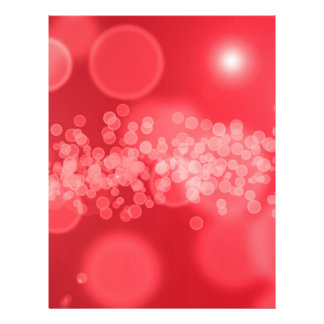 """burbujas rojas folleto 8.5"""" x 11"""""""
