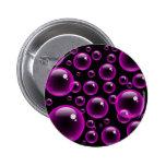 Burbujas rosadas pin