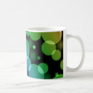 Burbujas Taza De Café