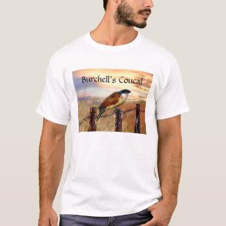 Burchell's Coucal cuckoo bird T-Shirt