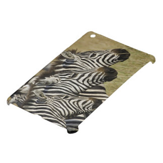 Burchelli's Zebra, Equus burchellii, Masai Mara, 4 Case For The iPad Mini