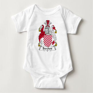 Burchett Family Crest Baby Bodysuit