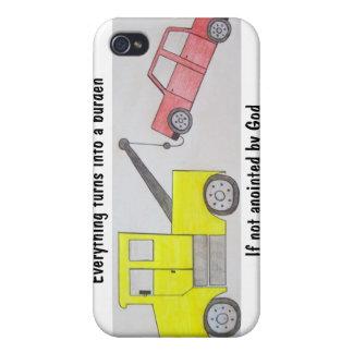 Burden Iphone Case iPhone 4/4S Cover