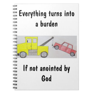 Burden Notebook