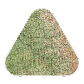 Burdeos al sudoeste de la sección de Francia Altavoz